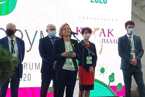 Climate Change and its Impact on Urban Development Discussed at Eco Forum 2020 in Zaporizhia