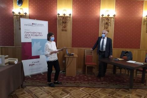 Екологічному оцінюванню стратегічних документів навчились представники ОМС Івано-Франківщини