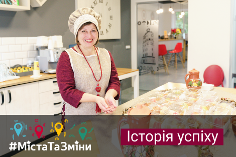 A Women's Start-Up Specializing in Preparing Medieval Dishes Launches in the Vinnytsia Region
