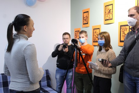 Berdyansk Youth Helps Social Enterprises Become Recognizable