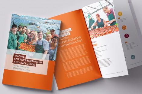 "Case Study ""Social Entrepreneurship and Inclusion the Experiences of Ukrainian Cities"", 2020"